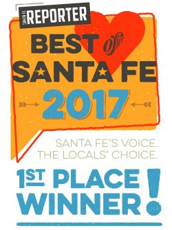 Santa Fe Reporter Best Youth Program and Best Dance Company