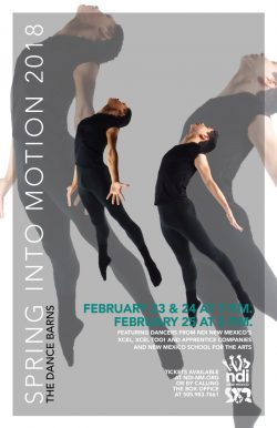 Spring Into Motion: NDI New Mexico