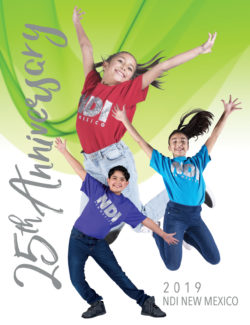 Advertise in NDI New Mexico's Program Book!